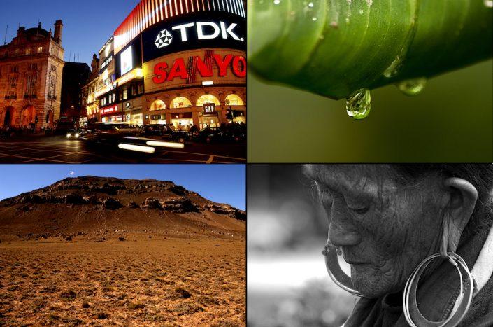 Los cuatro pilares de la fotografía de viajes